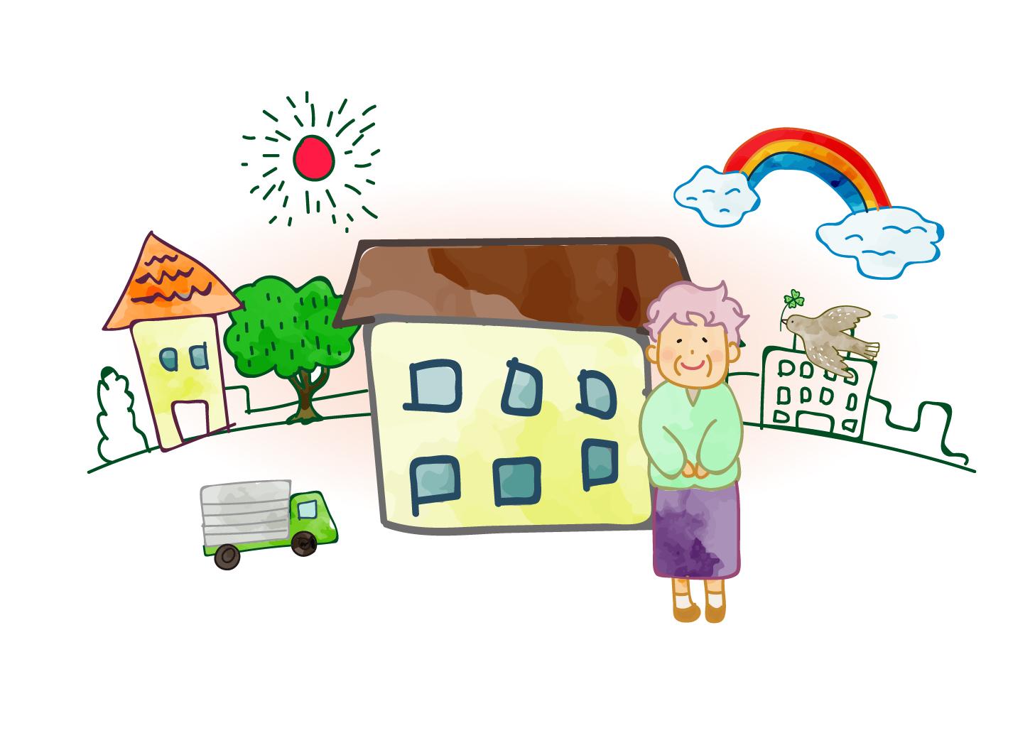 【高齢者向け住宅の入居者紹介業】東大阪市在中 独居 80代女性